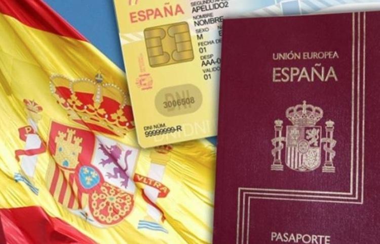 تابعیت اسپانیا