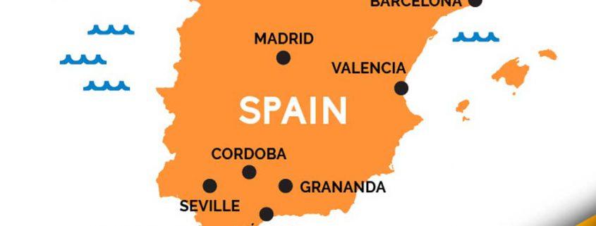 شهرهای-اصلی-اسپانیا